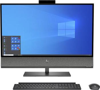 """HP ENVY All-in-One 32-a0027c - 31.5"""" 4K Display, Intel i7, 16GB RAM, 1TB HDD, 256GB SSD, GeForce GTX 1650 4GB"""