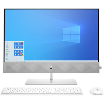 "HP Pavilion All-in-One 27-d0230z - 27"" Touchscreen, Ryzen 7, 16GB RAM, 256GB SSD + 1TB HDD, Windows 10"