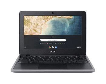 "Acer 311 C733T-C962 Chromebook - 11.6"" Touch-Screen, Intel Celeron N4020, 4GB RAM, 32GB SSD"