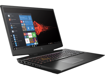 "HP OMEN 17-cb1055cl - Intel i7 10750H, 16GB RAM, 512GB SSD + 1TB HDD, GeForce RTX 2070 8GB, 17.3"" Display, Windows 10"