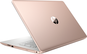 """HP Laptop - 17-by3006cy - Intel i5, 8GB RAM, 256GB SSD, 17.3"""" Touch-Screen, Rose Gold"""