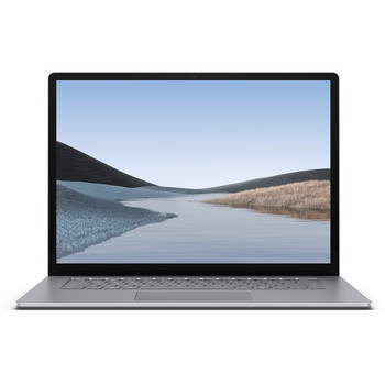 "Microsoft Surface Laptop 3 - Intel Core i5, 8GB RAM, 256GB SSD, 15"" Touchscreen, Windows 10 Pro, Platinum"