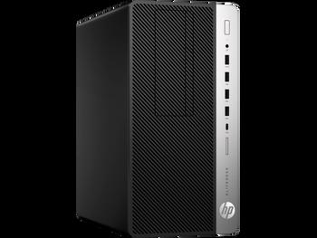 HP EliteDesk 705 G4 Tower - AMD A6 - 3.50GHz, 4GB RAM, 500GB HDD, Windows 10 Pro - 6LM73U8