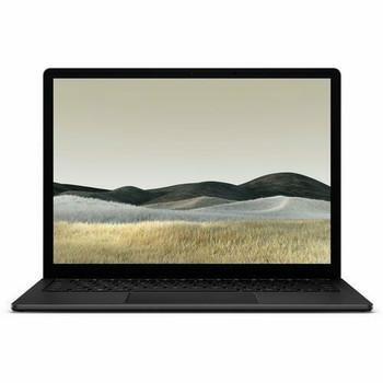 "Microsoft Surface Laptop 3 - Intel Core i5, 16GB RAM, 256GB SSD, 13.5"" Touchscreen, Windows 10 Pro, Black"