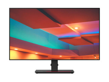 """Lenovo ThinkVision P27q-20 - 27"""" 2560 x 1440 pixels Quad HD LED Black"""