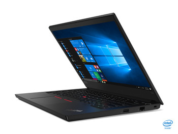 "Lenovo ThinkPad E14 - Intel Core i7 10510U, 8GB RAM, 256GB SSD, 14"" Display, Windows 10 Pro, Black - 20RA0050US"