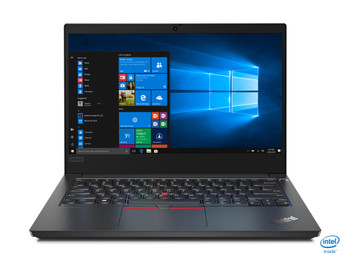"Lenovo ThinkPad E14 - Intel Core i7 10510U, 16GB RAM, 512GB SSD, 14"" Display, Windows 10 Pro, Black - 20RA0050US"