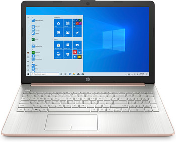 "HP Laptop 15-da0019ds Notebook - 15.6"" Touch-Screen, Intel Pentium, 8GB RAM, 256GB SSD, Windows 10"