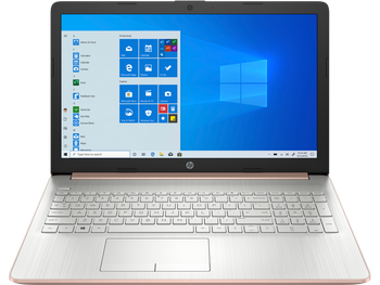 "HP Laptop 15-da0020ds - 15.6"" Touch-Screen, Intel Pentium, 8GB RAM, 256GB SSD, Windows 10"