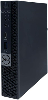 Dell Optiplex 7060 Micro PC - Intel i5, 8GB RAM, 256GB SSD, Windows 10 Pro