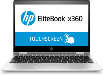 "HP EliteBook x360 1020 G2 Notebook - 12.5"" Touch Screen, Intel i5, 8GB RAM, 256GB SSD, Windows 10 Pro"