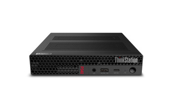 Lenovo ThinkStation P340 Tiny – Intel Core i5, 16GB RAM, 1TB SSD, Windows 10 Pro - 30DF0018US