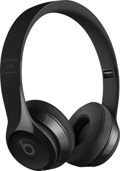 Beats Solo3 Wireless Headphones by Dr. Dre, Black - MNEN2LL/A