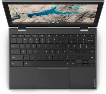 "Lenovo 100e Chromebook G2 - 11.6"" Display, AMD A4, 4GB RAM, 32GB eMMC, Chrome OS - 82CD0000US"