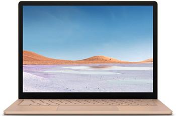 "Microsoft Surface Laptop 3 | Intel i7, 16GB RAM, 512GB SSD, 13.5"" Touchscreen, Windows 10 Pro, Sandstone"