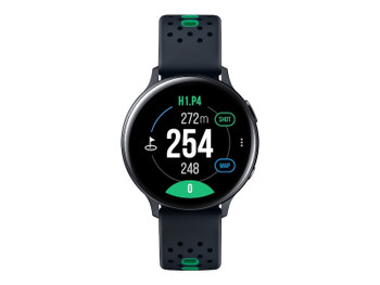 SAMSUNG Galaxy Watch Active2 (44mm), (Golf Edition) BLACK - SM-R820NZKGGFU