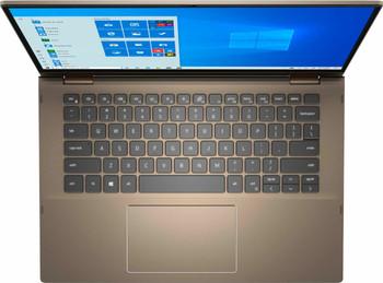 "Dell Inspiron 14-7405 - 14"" Touchscreen, AMD Ryzen 7, 8GB RAM, 512GB SSD, Windows 10 Pro, Sandstorm"