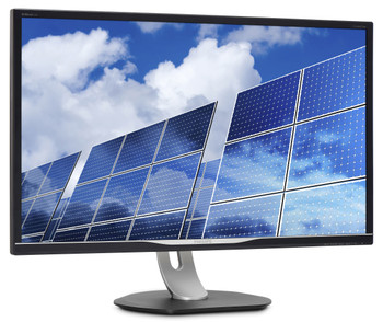 Philips 32in QHD LCD IPS Display 2560x1440 Anti-glare 16.9 5ms 1200:1 portrait and landscape Computer Monitor