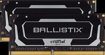 Crucial Ballistix 2x 8GB (16GB Kit) DDR4 3200 SODIMM Memory Modules - BL2K8G32C16S4B