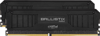 Crucial Ballistix 2x 16GB (32GB Kit) DDR4 3000 Memory Modules - BL2K16G30C15U4B