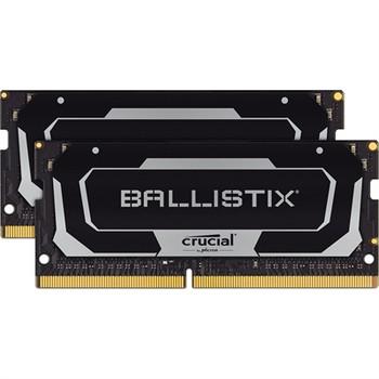 Crucial Ballistix 2x 32GB (64GB Kit) DDR4 3200 SODIMM Memory Modules - BL2K32G32C16S4B