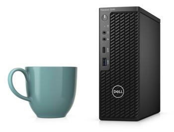 Dell Precision 3240 CFF Workstation | Intel Core i7 – 2.90GHz, 16GB RAM, 512GB SSD, Quadro P1000 4GB, Windows 10 Pro