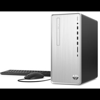 HP Pavilion Desktop TP01-0019 - Intel i5, 8GB RAM, 1TB HDD + 256GB SSD, Windows 10