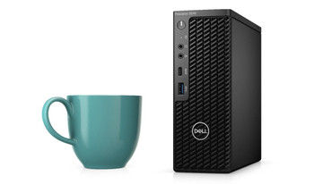 Dell Precision 3240 CFF Workstation | Intel Xeon, 32GB RAM, 2x 512GB SSD, Quadro P400 2GB, Windows 10 Pro