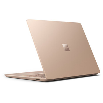 "Microsoft Surface Laptop Go – Intel i5, 8GB RAM, 256GB SSD, 12.4"" Touch Screen, Windows 10 S Mode, Sandstone"