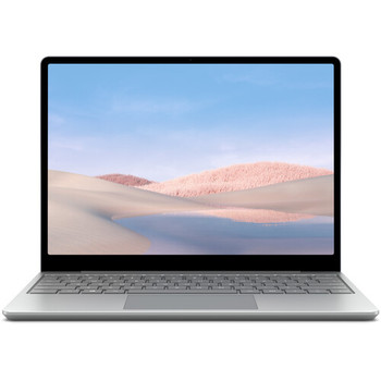 "Microsoft Surface Laptop Go – Intel i5, 4GB RAM, 64GB SSD, 12.4"" Touch Screen, Windows 10 Home S Mode"
