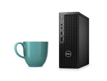 Dell Precision T3240 CFF Workstation - Intel i5, 8GB RAM, 256GB SSD, Windows 10 Pro