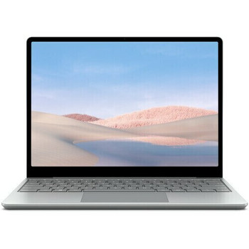 "Microsoft Surface Laptop Go – Intel i5, 8GB RAM, 128GB SSD, 12.4"" Touch Screen, Windows 10 S Mode, Platinum"