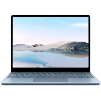 "Microsoft Surface Laptop Go – Intel i5, 8GB RAM, 128GB SSD, 12.4"" Touch Screen, Windows 10 S Mode, Ice Blue"