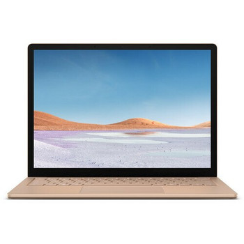 "Microsoft Surface Laptop Go – Intel i5, 8GB RAM, 128GB SSD, 12.4"" Touch Screen, Windows 10 S Mode, Sandstone"