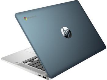 "HP Chromebook 14a-na0011cy - 14"" Display, Intel Celeron, 4GB RAM, 32GB eMMC"