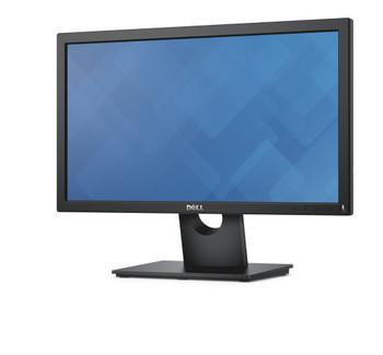"""DELL E Series E2016H - 20"""" 1600 x 900 pixels HD+ LCD Black Computer Monitor"""