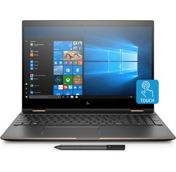 "HP Spectre X360 15-ch012nr - Intel Core i7, 16GB RAM, 1TB SSD, Radeon RX Vega M 4GB, 15.6"" UHD Touchscreen"
