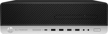 HP EliteDesk 800 G5 SFF - Intel i7, 8GB RAM, 1TB HDD, Windows 10 Pro - 7LL81UT