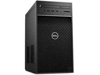 Dell Precision T3640 Tower Workstation | Intel Core i5-10500, 8GB RAM, 512GB SSD + 500GB HDD, Quadro P1000 4GB, Windows 10 Pro