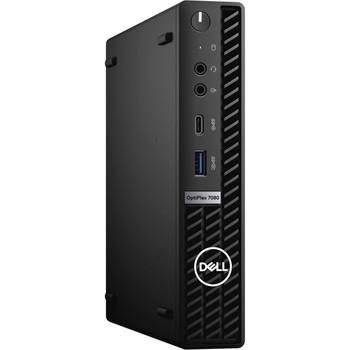Dell OptiPlex 7080 MFF - Intel i7, 16GB RAM, 256GB SSD, Windows 10 Pro - WFKJX