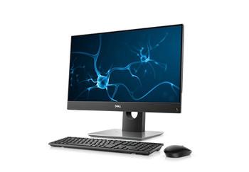 """Dell OptiPlex 5480 - 23.8"""" AIO PC, Intel i7, 8GB RAM, 1TB HDD, Windows 10 Pro - 00X6H"""