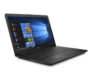 """HP 15t-da100 Notebook - 15.6"""" Display, Intel i7, 8GB RAM, 128GB SSD, Windows 10, Jet Black"""