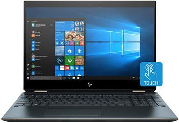"HP Spectre x360 Convertible 15-df0068nr - 15.6"" Touch, Intel i7, 16GB RAM, 256GB SSD, GeForce MX150 2GB, Windows 10, Poseidon Blue"