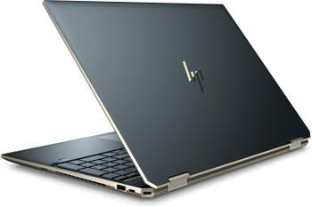 "HP Spectre x360 Convertible 15-df0068nr - 15.6"" Touch, Intel i7, 16GB RAM, 256GB SSD, Windows 10, Poseidon Blue"