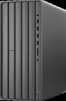 HP ENVY TE01-1165t - Intel i5-10400, 8GB RAM, 256GB SSD + 1TB HDD, GeForce GTX 1650 4GB, Windows 10