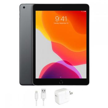 "Apple iPad 7 - 10.2"" Tablet, 128GB, Space Gray - MW772LL/A"