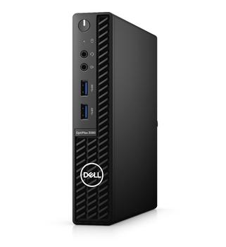Dell OptiPlex 3080 MFF - Intel i3, 8GB RAM, 500GB HDD, WIFI, Windows 10 Pro - XGT01