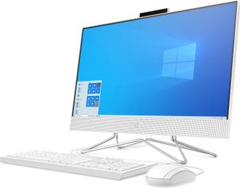 """HP All-in-One 24-df1367c - 23.8"""" Touch, Intel i5, 12GB RAM, 256GB SSD + 1TB HDD, Windows 10, White"""