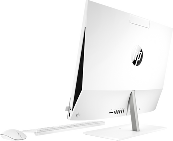"""HP Pavilion All-in-One 24-k0011 - 23.8"""" Touch, Intel i3, 8GB RAM, 256GB SSD, Windows 10, White"""