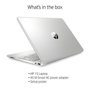 "HP Laptop 15-dy2031wm - 15.6"" Display, Intel i3, 8GB RAM, 256GB SSD, Windows S Mode"